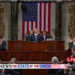 POTUS Delivers 6th SOTU.   Thanks Official Court Reporter For His Service