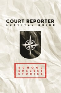 The National Court Reporters Association (NCRA), the country's leading organization representing stenographic court reporters, broadcast and CART captioners, and legal videographers, today announced that Marty Herder, a freelance court reporting firm owner of AZ Litigation Support in Phoenix, Az., is a contributor to the recently released book Court Reporter Survival Guide: School Success Stories, a collection of essays and tips about making it through court reporting school written by freelancers, officials, CART captioners, and current students.