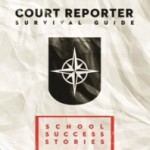 Local Court Reporter Marty Herder Contributes to New Book Court Reporter Survival Guide